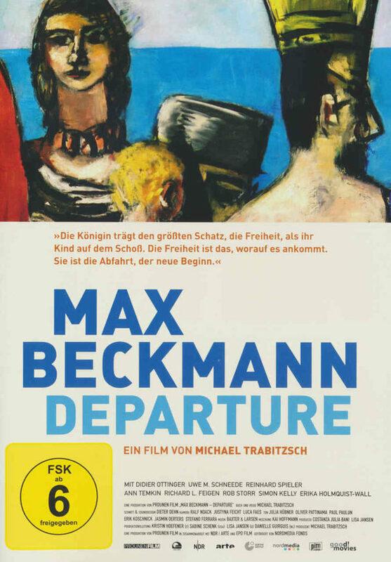 Max Beckmann - Departure DVD Bild