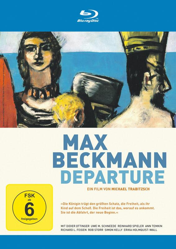 Max Beckmann - Departure Blu-ray Bild