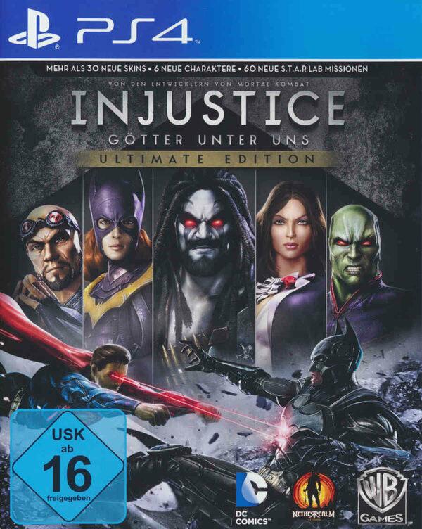 Injustice: Götter unter uns (Ultimate Edition) Playstation 4 Bild