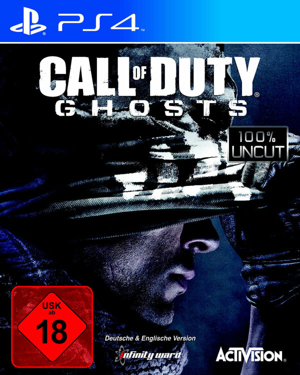 Call of Duty 10 - Ghosts Playstation 4 Bild