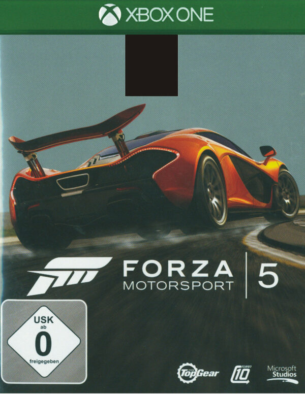 Forza Motorsport 5 XBox One Bild