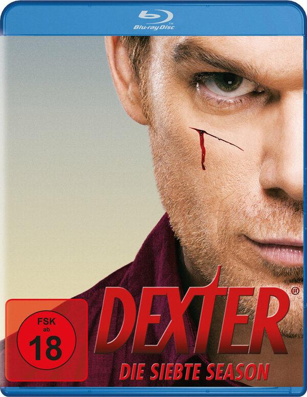 Dexter - Die siebte Season  [4 BRs] Blu-ray Bild