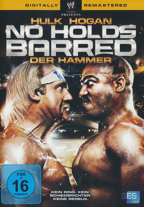 No Holds Barred - Der Hammer DVD Bild