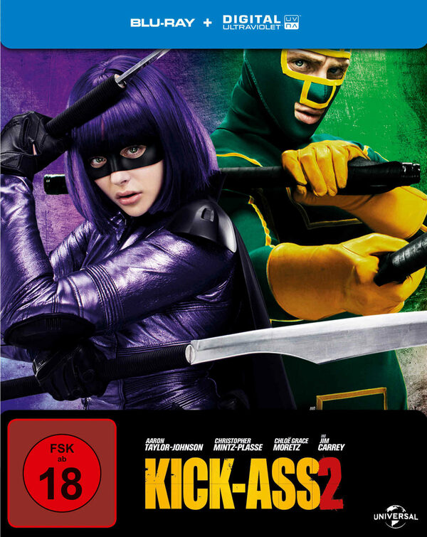Kick-Ass 2 Blu-ray Bild