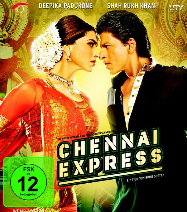 Chennai Express  [SLE] (+ Bonus-DVD) Blu-ray Bild