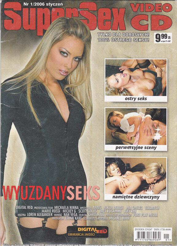 Wyuzdany Seks PL DVD Bild