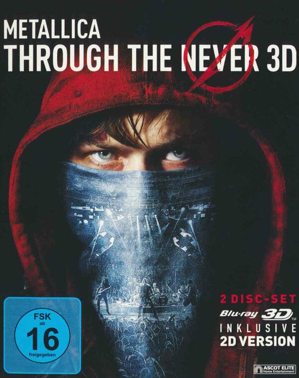 Metallica - Through The Never  (+ Blu-ray) Blu-ray Bild