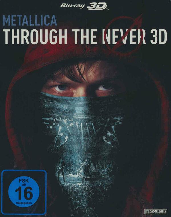Metallica - Through The Never  [SB] (+ Blu-ray) Blu-ray Bild