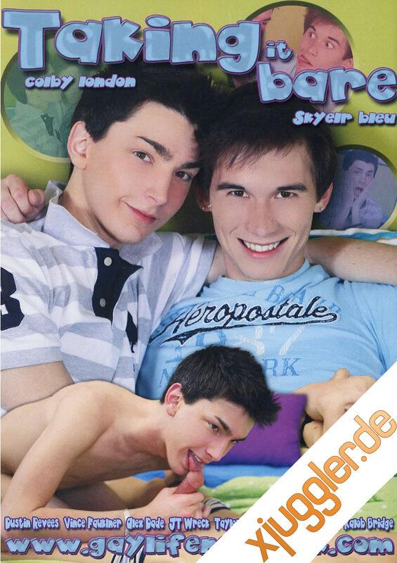 Taking It Bare Gay DVD Bild