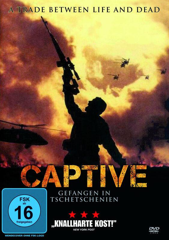Captive - Gefangen in Tschetschenien DVD Bild