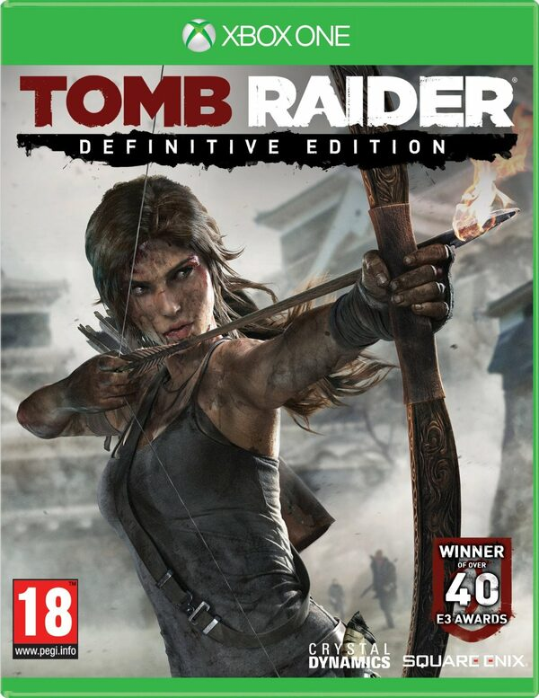 Tomb Raider - Definitive Edition XBox One Bild