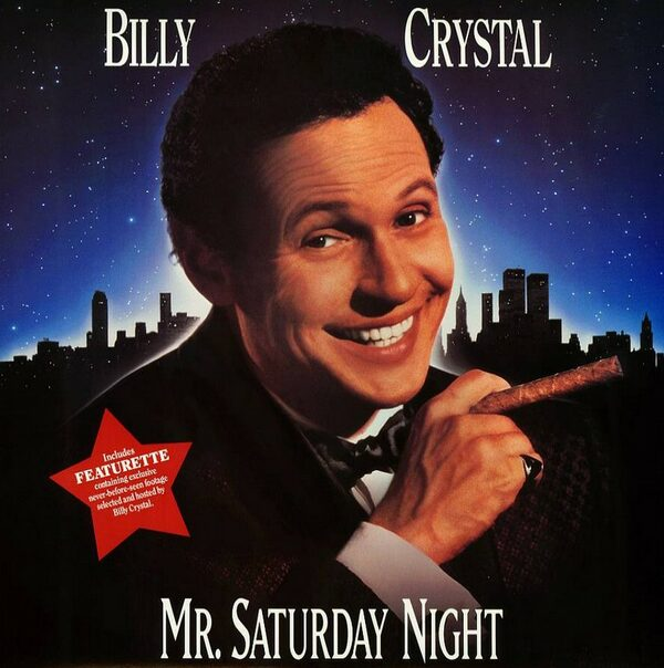 Mr. Saturday Night - Laserdisc US Laserdisk Bild