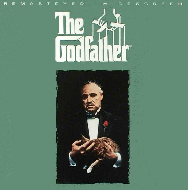 The Godfather - Laserdisc US Laserdisk Bild