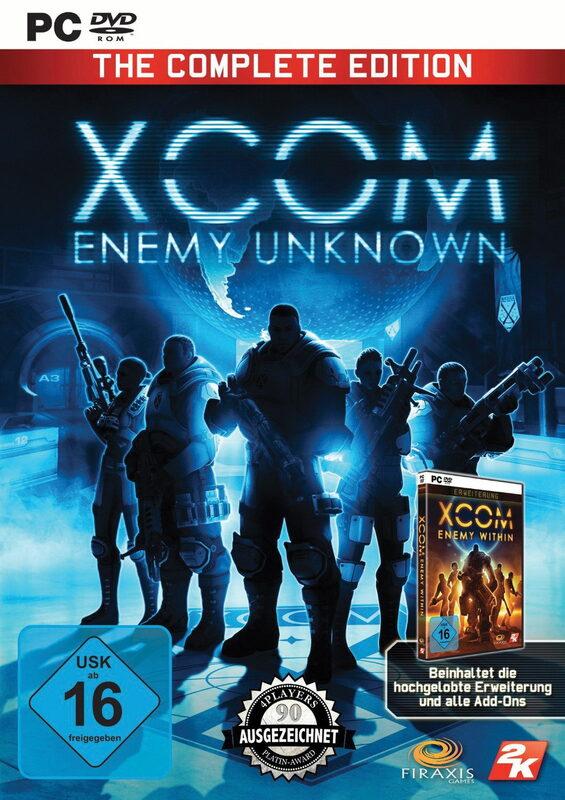 XCOM: Complete Edition PC Bild