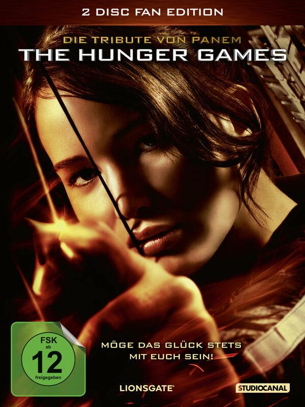 Die Tribute von Panem - The Hunger... [2 DVDs] DVD Bild