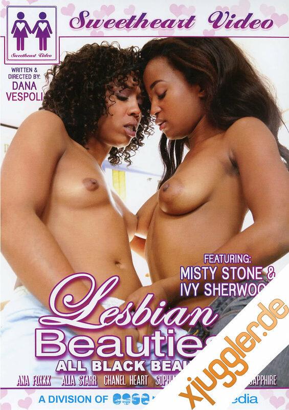 Lesbian Beauties 11 Black DVD Bild