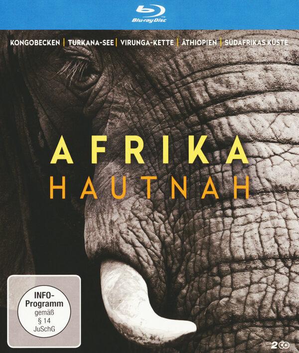 Afrika hautnah  [2 BRs] Blu-ray Bild