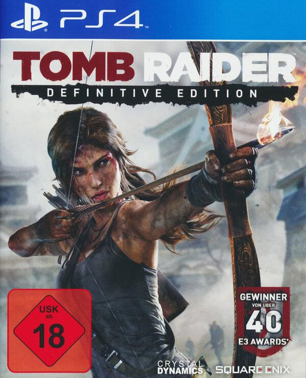 Tomb Raider - Definitive Edition Playstation 4 Bild