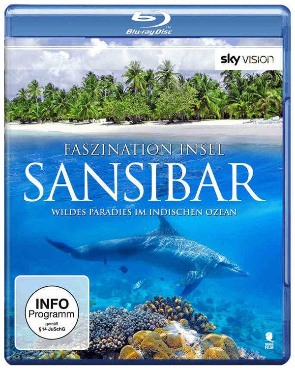 Faszination Insel - Sansibar Blu-ray Bild