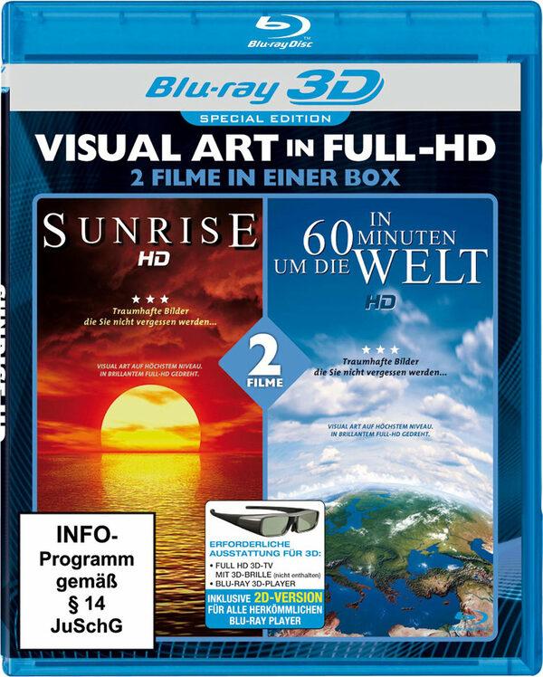 Visual Art 3D  [SE] (inkl. 2D-Version) Blu-ray Bild