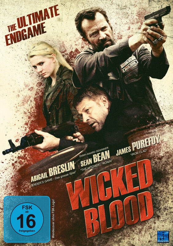 Wicked Blood DVD Bild