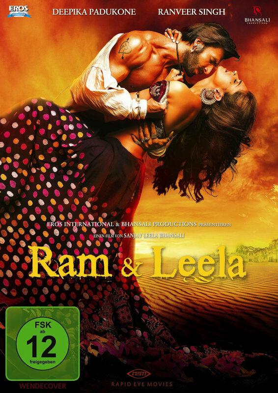 Ram & Leela DVD Bild