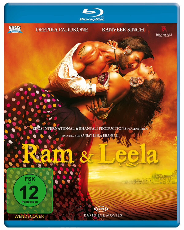 Ram & Leela Blu-ray Bild