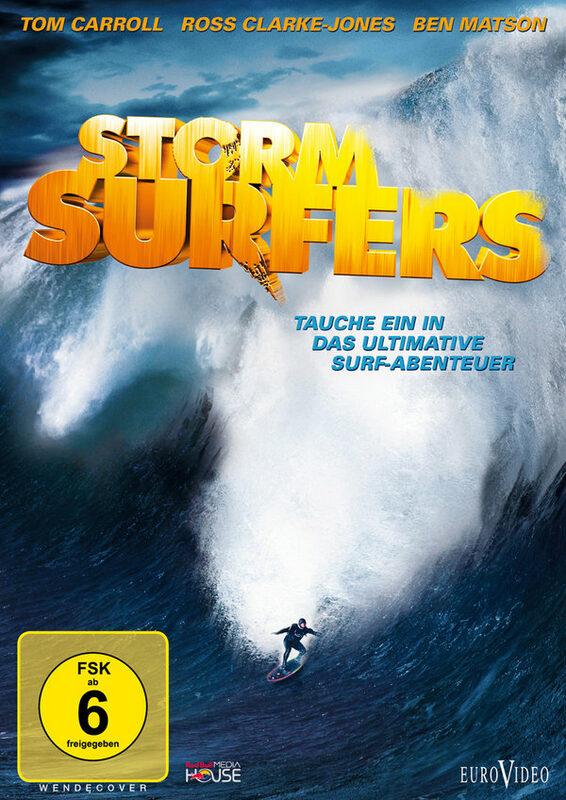 Storm Surfers DVD Bild