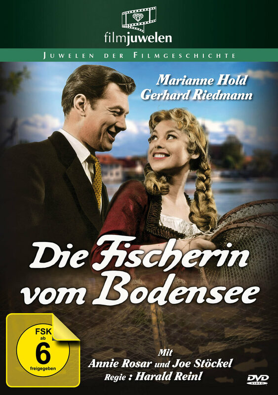 Die Fischerin vom Bodensee - Filmjuwelen DVD Bild