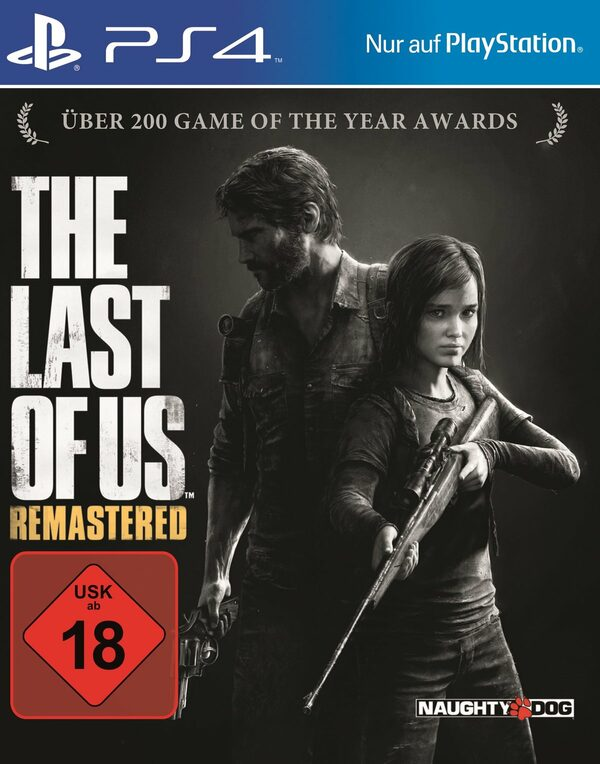 The Last of Us Remastered Playstation 4 Bild