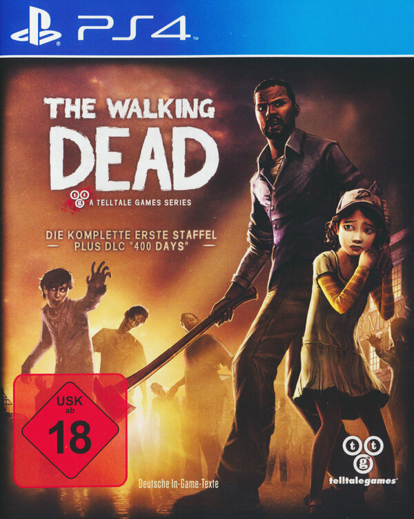 The Walking Dead - Game Of The Year Edition Playstation 4 Bild
