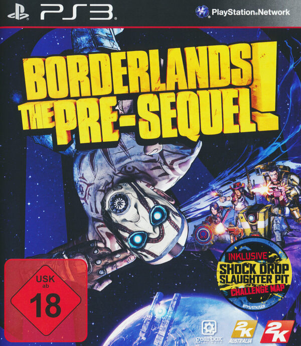 Borderlands - The Pre Sequel! PS3 Bild