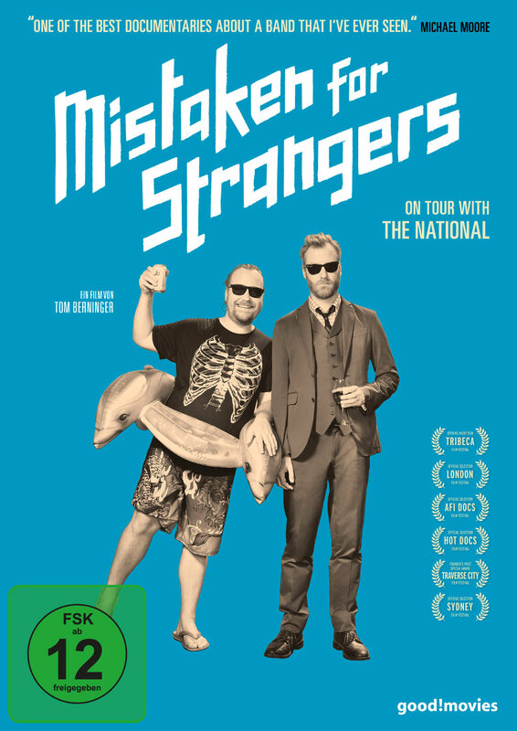 Mistaken For Strangers DVD Bild