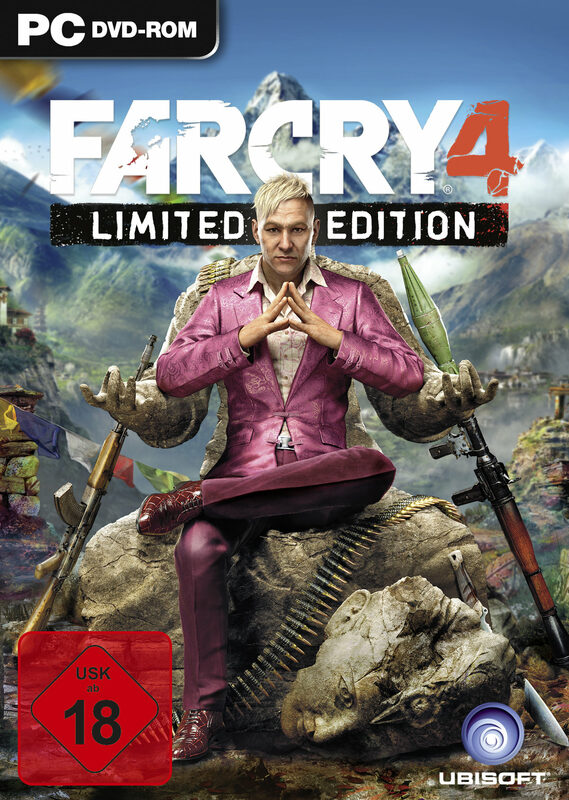 Far Cry 4 (Limited Edition) PC Bild