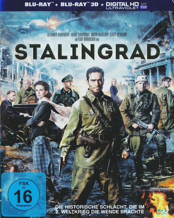 Stalingrad  (+ BR) Blu-ray Bild