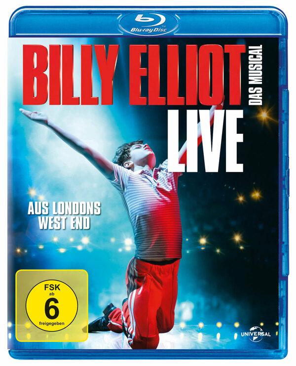 Billy Elliot - Das Musical Blu-ray Bild