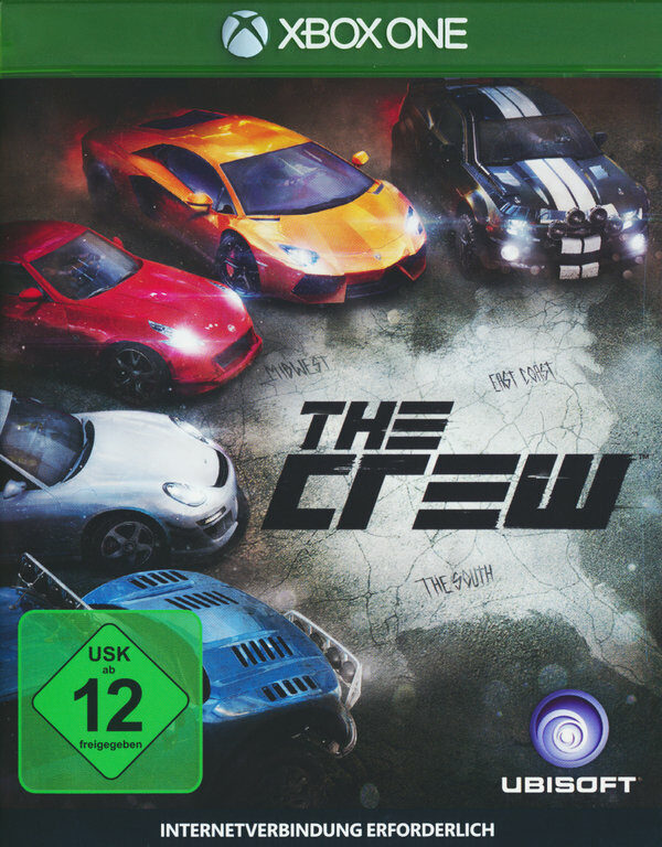 The Crew XBox One Bild
