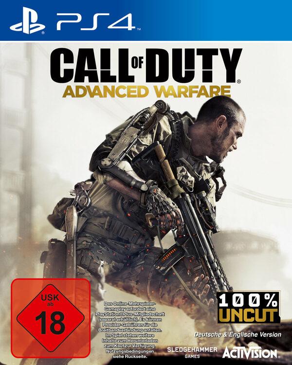 Call of Duty 11 - Advanced Warfare Playstation 4 Bild