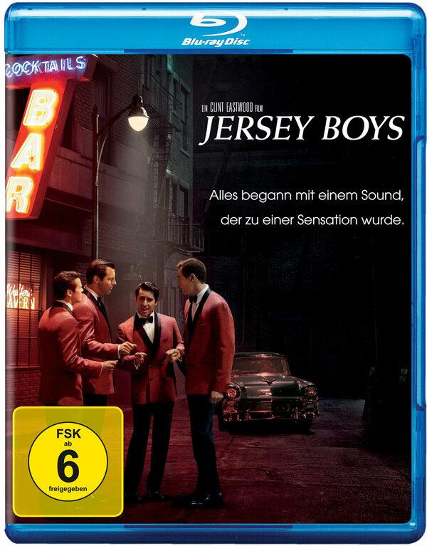 Jersey Boys (inkl. Digital Ultraviolet) Blu-ray Bild