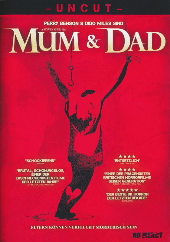 Mum & Dad - Uncut DVD Bild