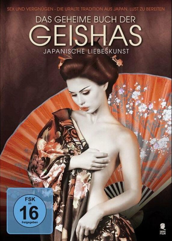 Das geheime Buch der Geishas DVD Bild