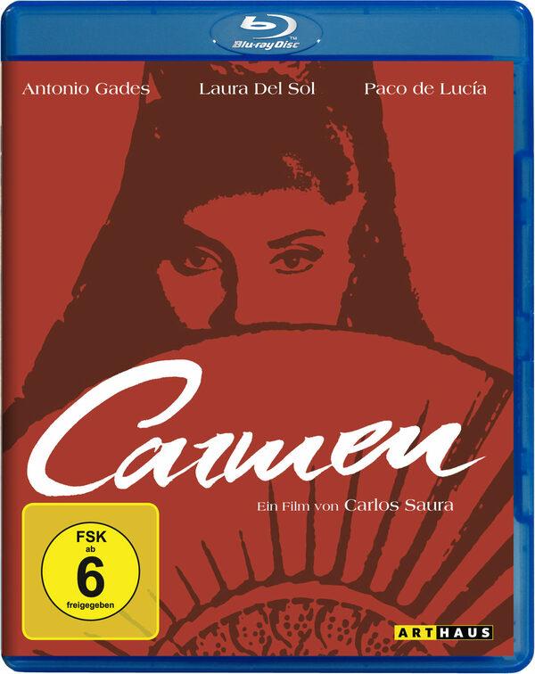 Carmen  (OmU) Blu-ray Bild