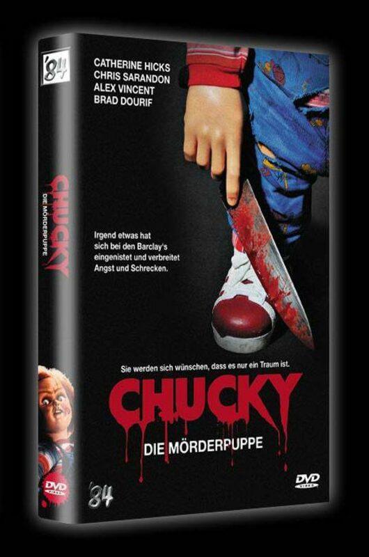 Chucky - Die Mörderpuppe - Cover C - gr.Hartbox - limitiert auf 99 Stk. DVD Bild