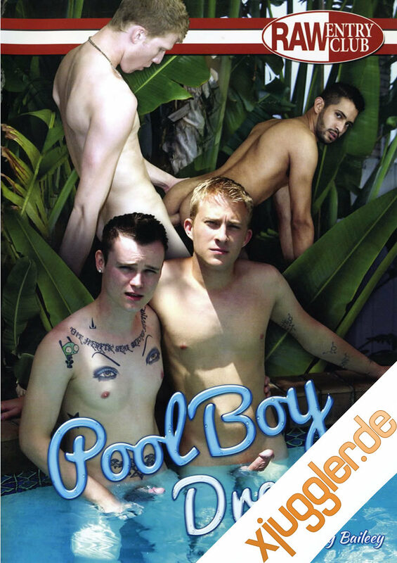 Pool Boy Dreams Gay DVD Bild