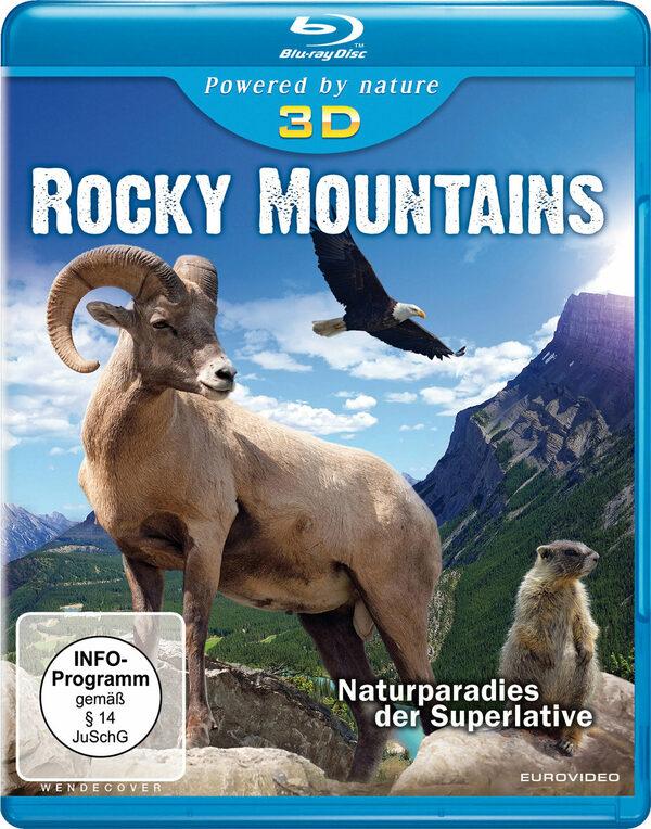 Rocky Mountains  (inkl. 2D-Version) Blu-ray Bild