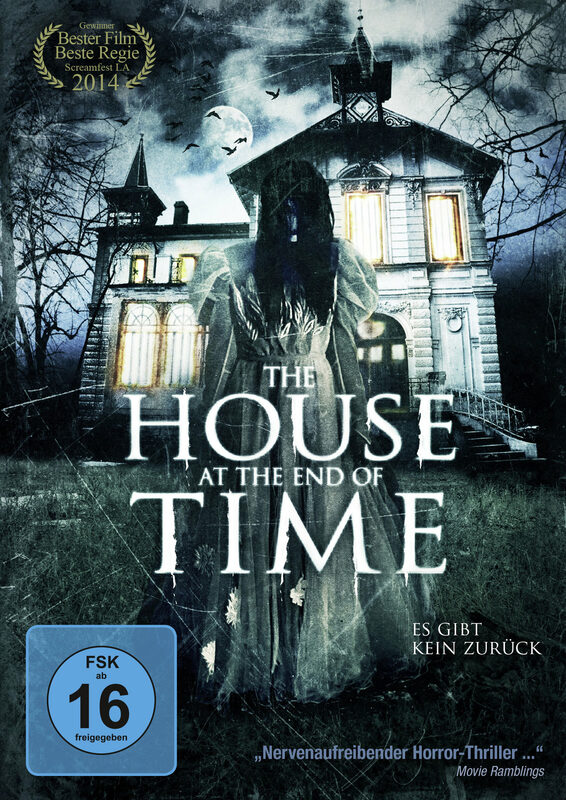 The House at the End of Time DVD Bild