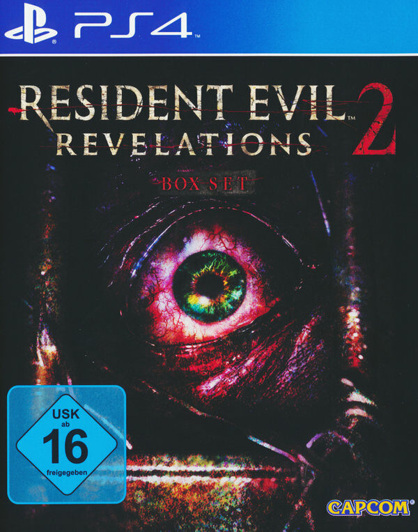 Resident Evil - Revelations 2 Playstation 4 Bild