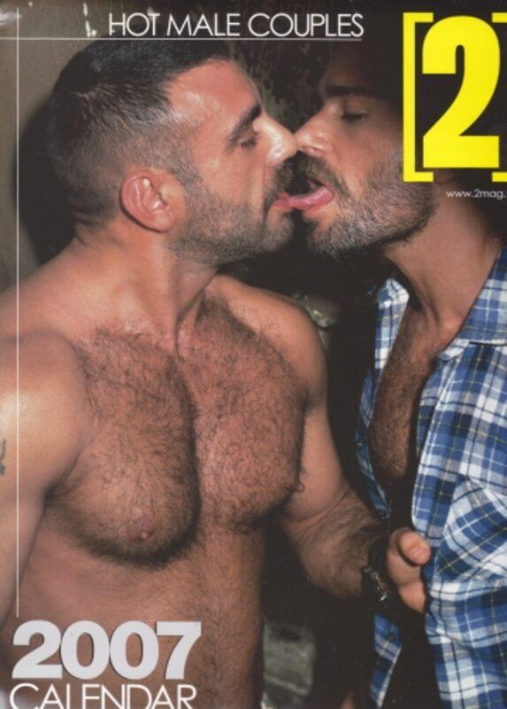 Hot Male Couples - Calendar 2007 Gay Buch / Magazin Bild