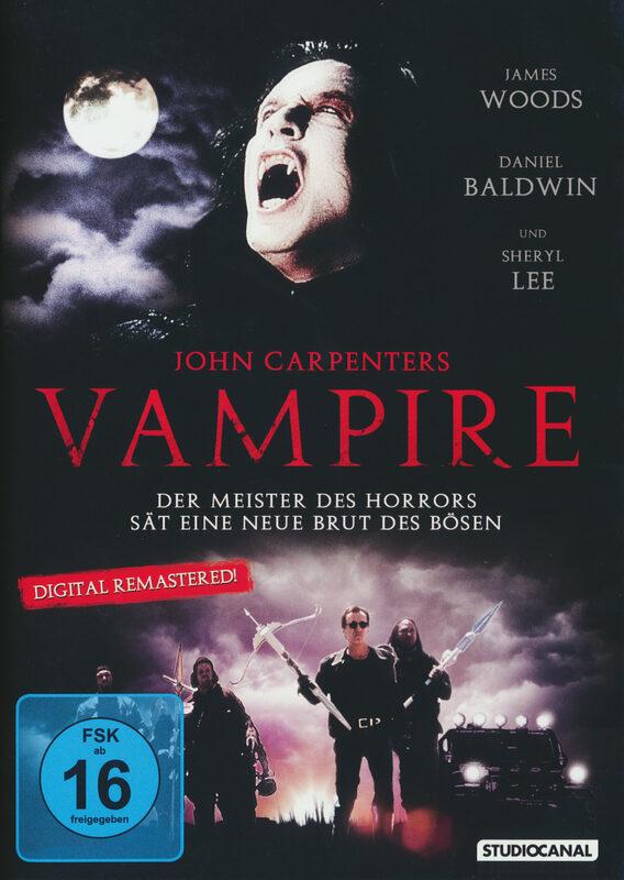 John Carpenter's Vampire DVD Bild
