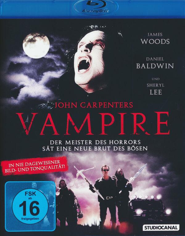 John Carpenter's Vampire Blu-ray Bild